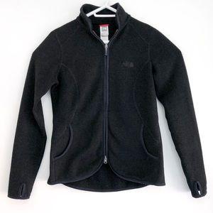 The North Face Fleece Full Zip Sweater Jacket